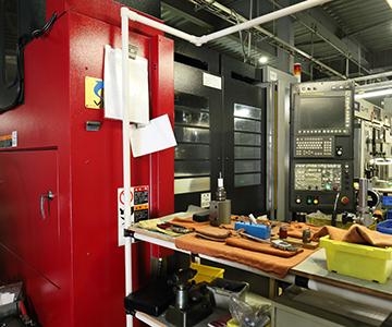 進興金属工業株式会社 マシニングセンター